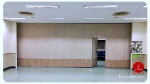 ผนังกั้นห้องประชุม Finn Operable Wall by FIINN_Decor